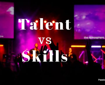 Singing Talent vs. Skills